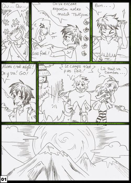 Dangamesh : Manga et planche BD Chap03-02