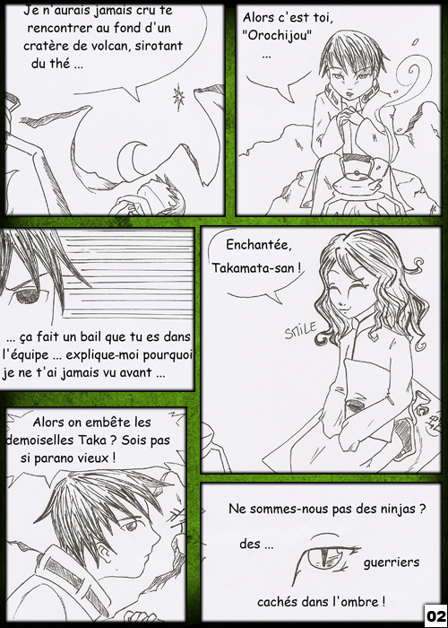 Dangamesh : Manga et planche BD Chap03-03
