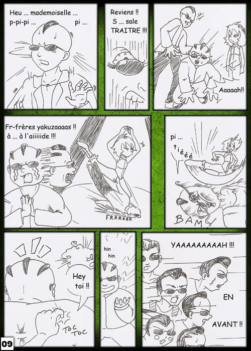 Dangamesh : Manga et planche BD Chap03-10