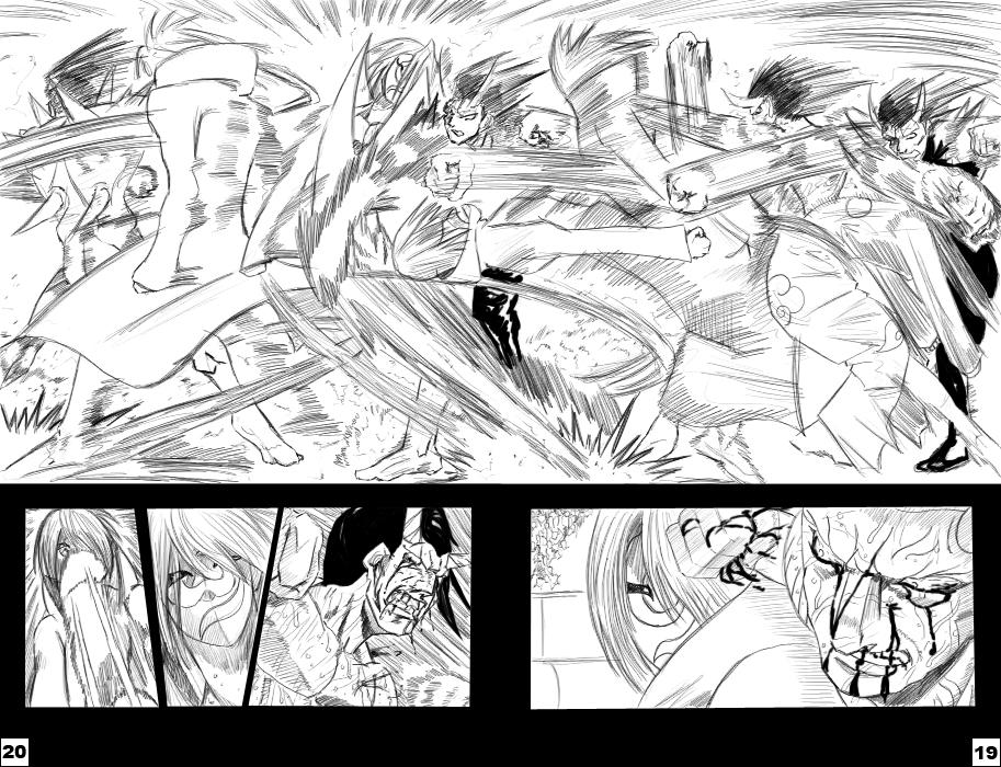 Dangamesh : Manga et planche BD Chap03-21-22