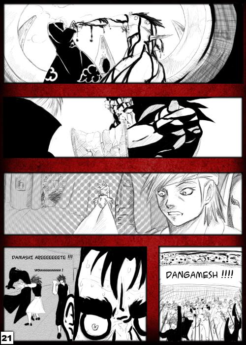 Dangamesh : Manga et planche BD Chap03-23